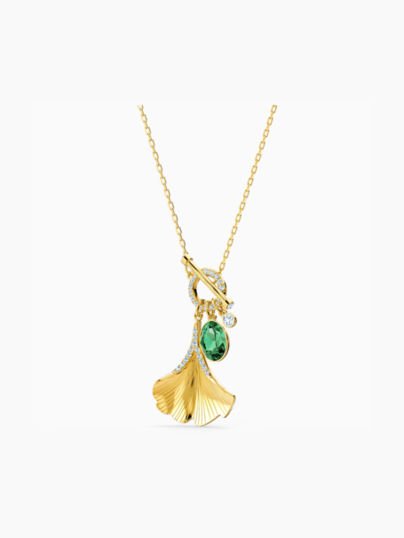necklaces-green-ginko-pendant-necklace-in-gold-1
