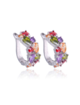 earrings-gem-huggies-in-white-gold-multi-coloured-2
