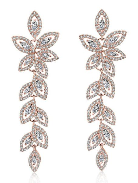 earrings-crystal-leaf-wedding-drop-earrings-in-rose-gold-1
