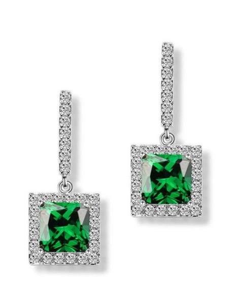 earrings-vintage-crystal-square-earrings-in-white-gold-emerald-green-1
