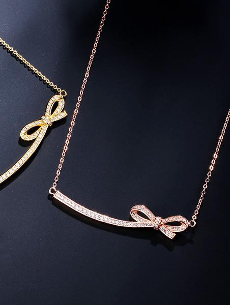 necklaces-fully-jewelled-bow-pendant-necklace-in-rose-gold-1