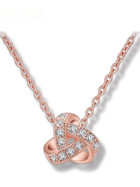 necklaces-crystal-knot-pendant-necklace-in-rose-gold-1