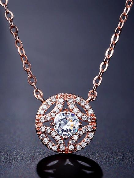 necklaces-crystal-openwork-coin-pendant-necklace-in-rose-gold-1