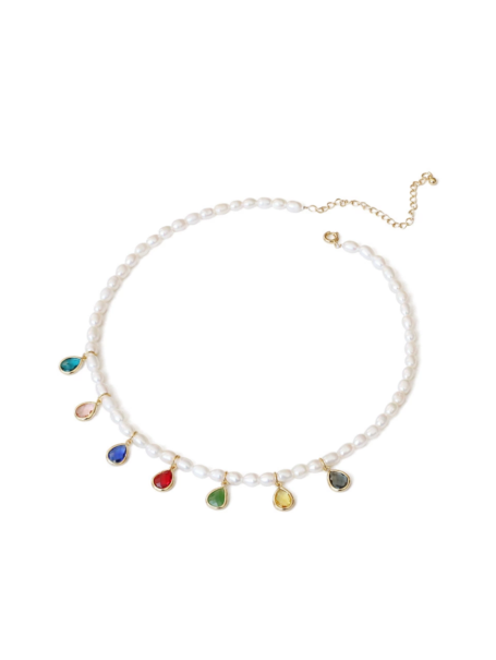 necklaces-french-style-rainbow-crystal-pearl-choker-1
