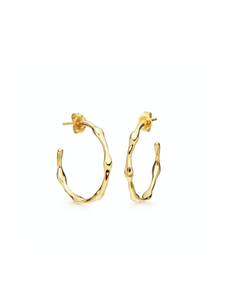 earrings-medium-molten-hoop-earrings-in-18ct-gold-1