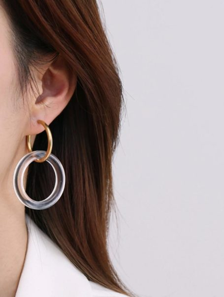 earrings-gold-tone-transparent-hinge-double-hoops-in-3-sizes-1