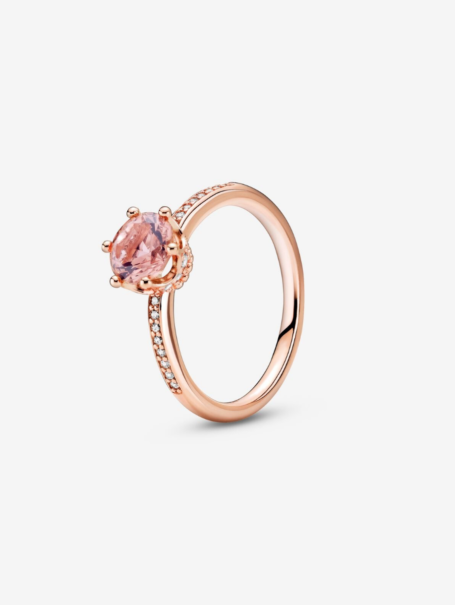 rings-pink-sparkling-crown-solitaire-ring-in-rose-gold-1