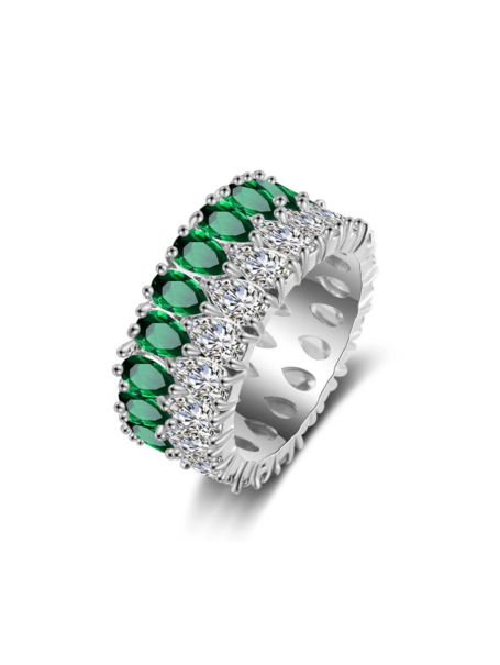 rings-fully-jewelled-statement-ring-in-white-gold-emerald-green-1